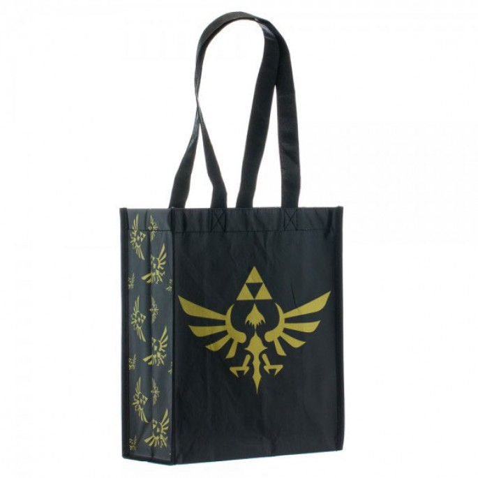Nintendo Zelda Large Shopper Tote