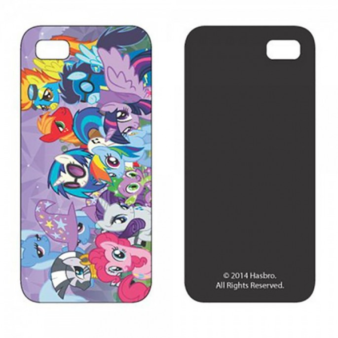 My Little Pony Group iPhone 5 Phone Case