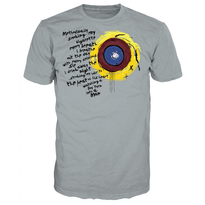 Battlestar Galactica Eye of Jupitert Adult T-Shirt