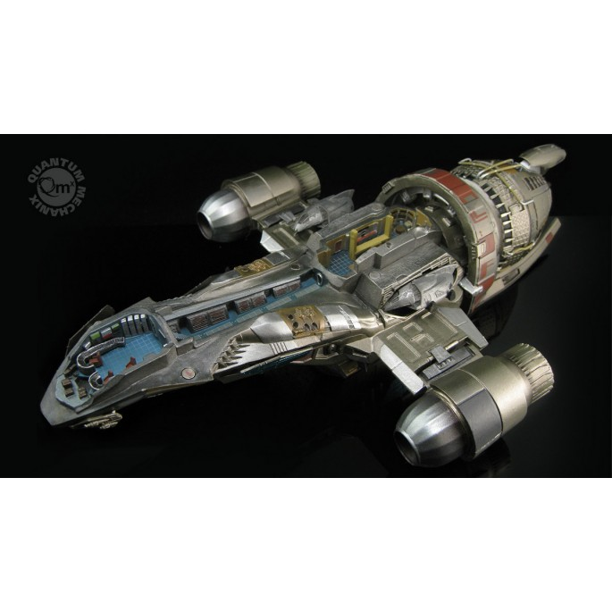 Firefly Limited Edition Serenity 1:250 Scale Cutaway Replica