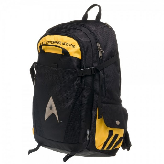 Star Trek Captains Better Built Backpack