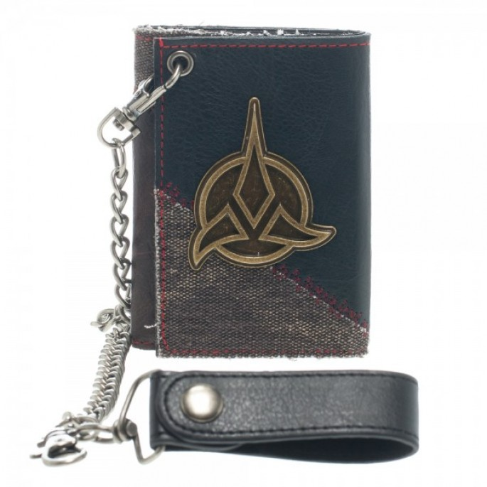 Star Trek Klingon Chain Wallet