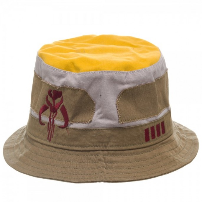 Star Wars Boba Fett Bucket Hat