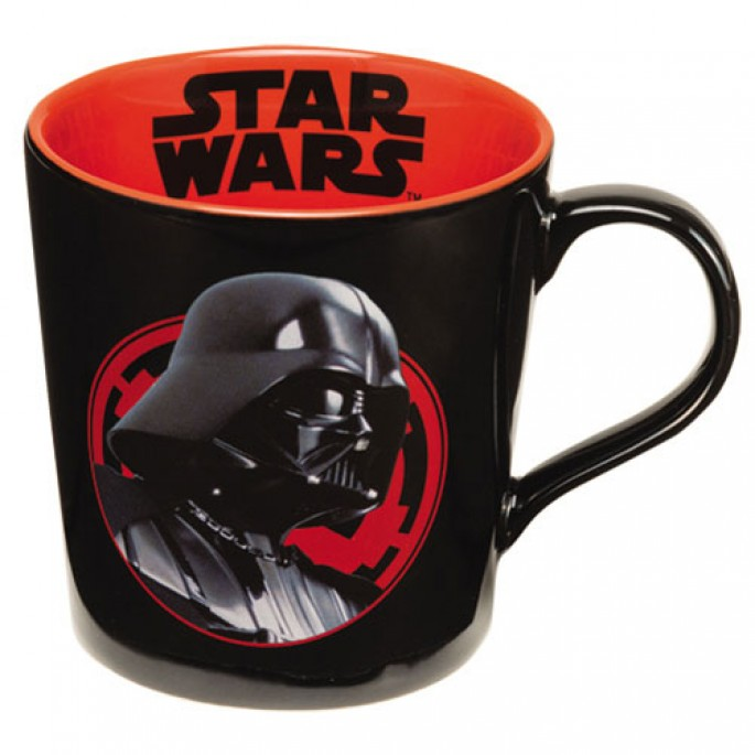 Star Wars Vader Dark Side 12oz Ceramic Mug