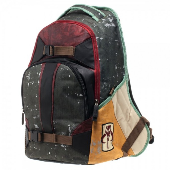 Star Wars Mandalorian Backpack