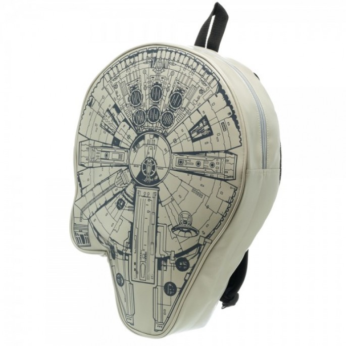Star Wars Millenium Falcon 3D Backpack