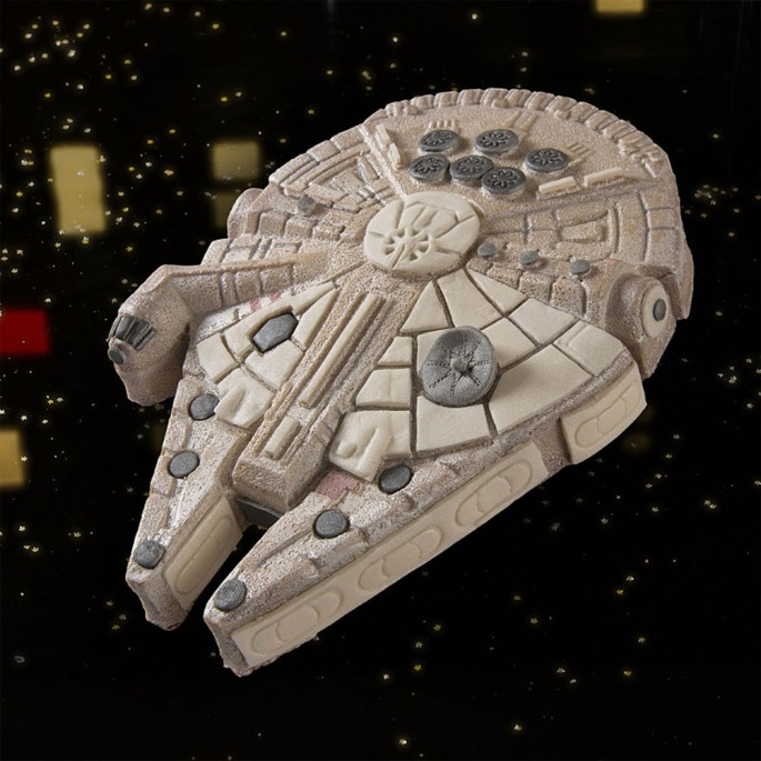 Star Wars Millenium Falcon Cake Pan