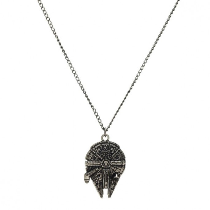 Star Wars Millenium Falcon Necklace
