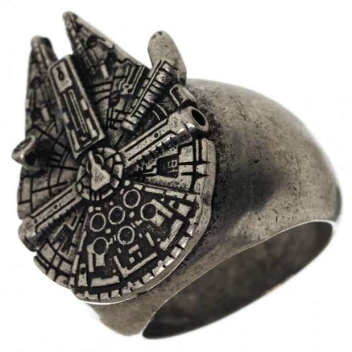 Star Wars Millennium Falcon Ring - Medium
