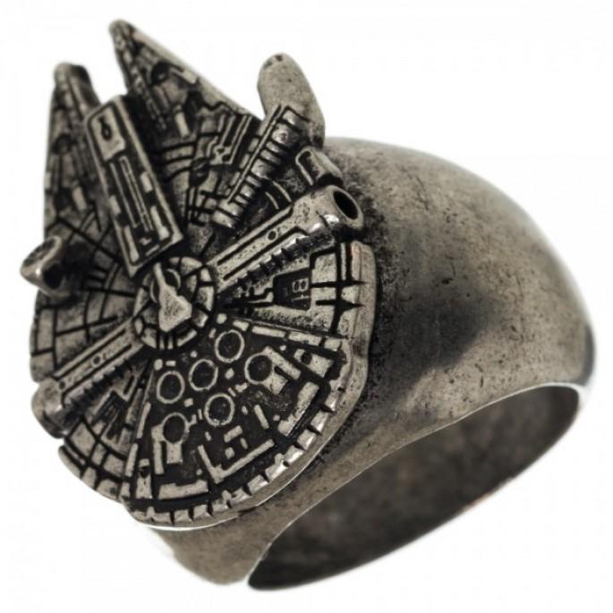 Star Wars Millennium Falcon Ring - Medium