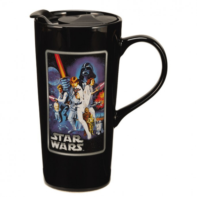Star Wars New Hope 20 oz. Ceramic Travel Mug