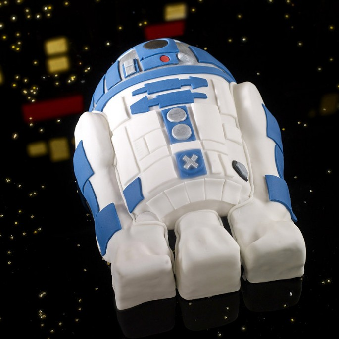 Star Wars R2D2 Cake Pan