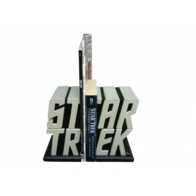 Star Trek Logo Bookends