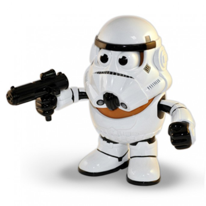 Star Wars Imperial Stormtrooper Mr. Potato Head