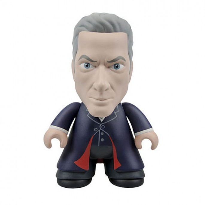Doctor Who Titans 12th Doctor 6 1/2-Inch Vinyl Figure - 2014 NY Comic Con Exclusive