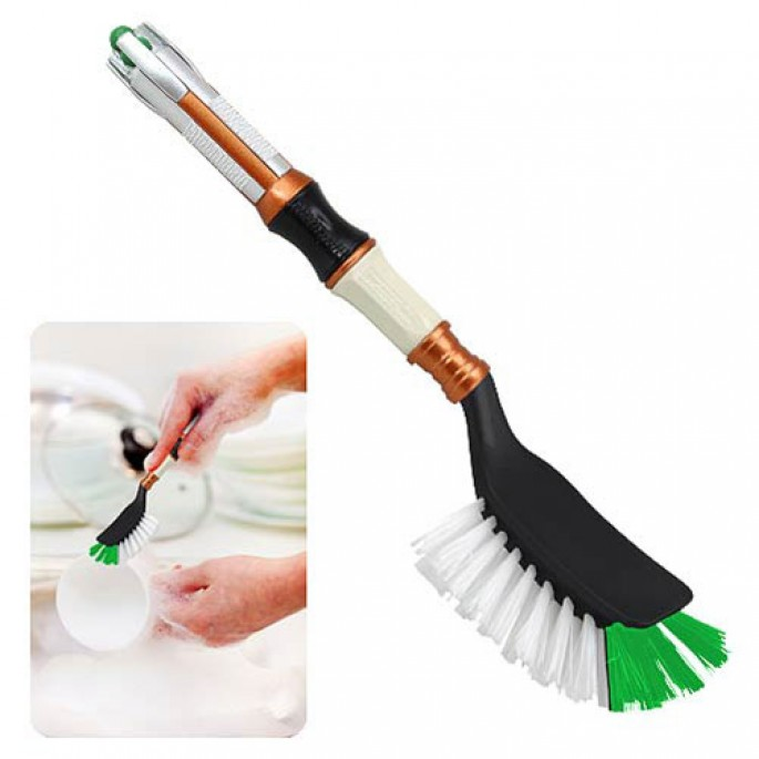 Doctor Who Sonic Screwdriver Washing Brush