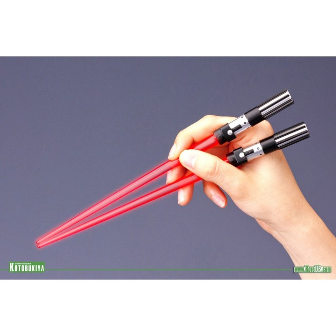 Star Wars Darth Vader Lightsaber Light Up Chopsticks