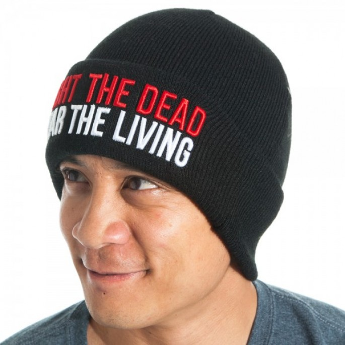 Walking Dead Fear the Living Cuff Beanie