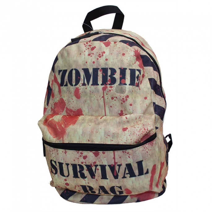 Walking Dead Zombie Survival Backpack - Limited