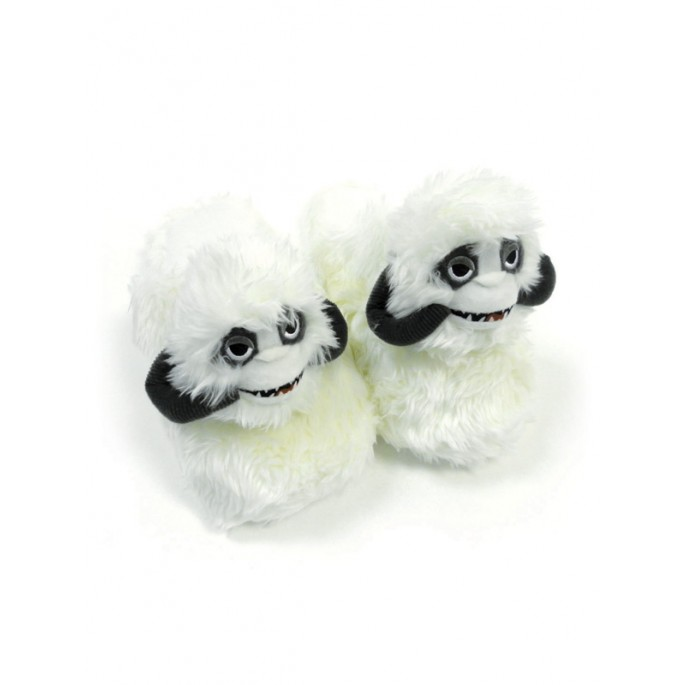 Star Wars Wampa Plush Slippers - Large