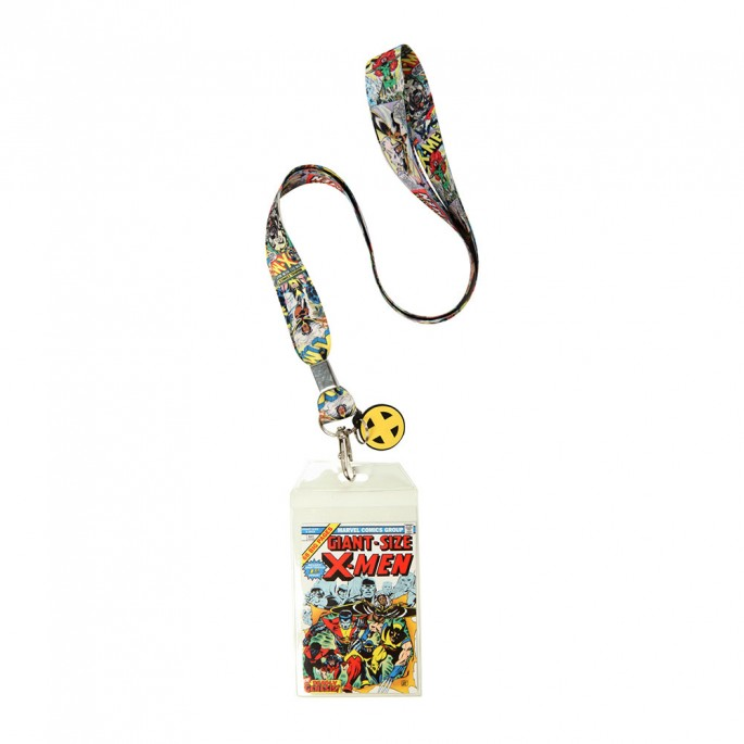 Marvel X-Men Comics Lanyard