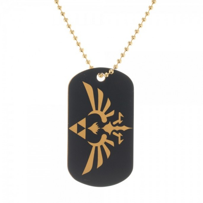 Nintendo Zelda Metal Dog Tag