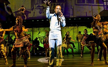 Fela! New York 2009
