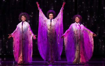 Dreamgirls New York 2010