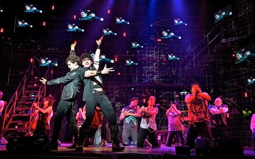 American Idiot New York 2010–2012