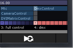Features - control layers