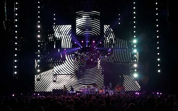Red Hot Chili Peppers Tour 2011