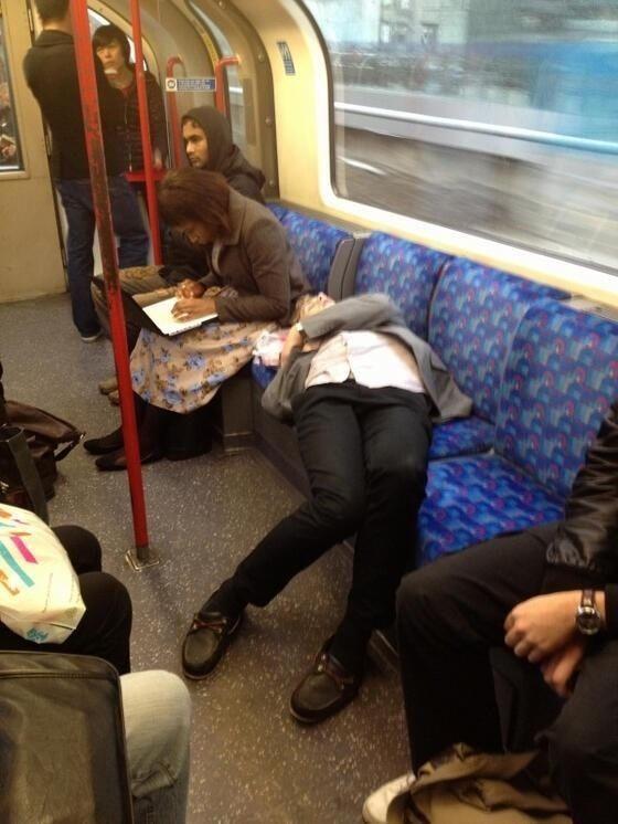 Ехать на поезде беременной