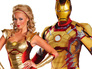 iron man 3 costume