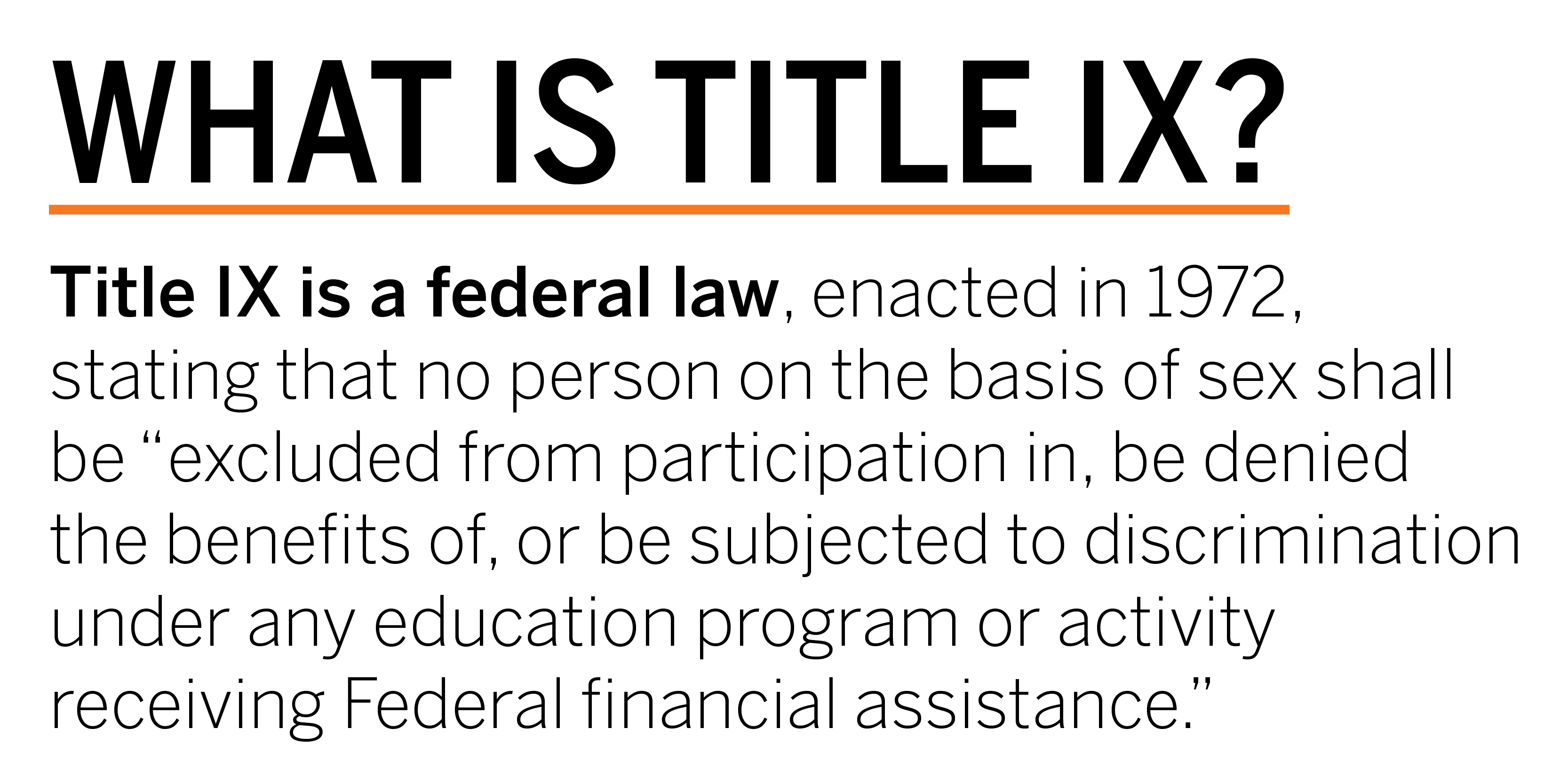 what-is-title-ix