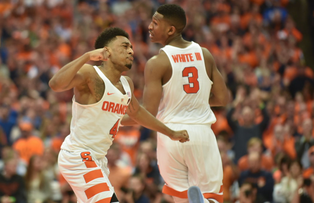 Syracuse favored to win championship — NIT