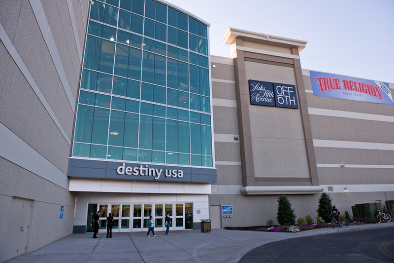 Destiny USA mall