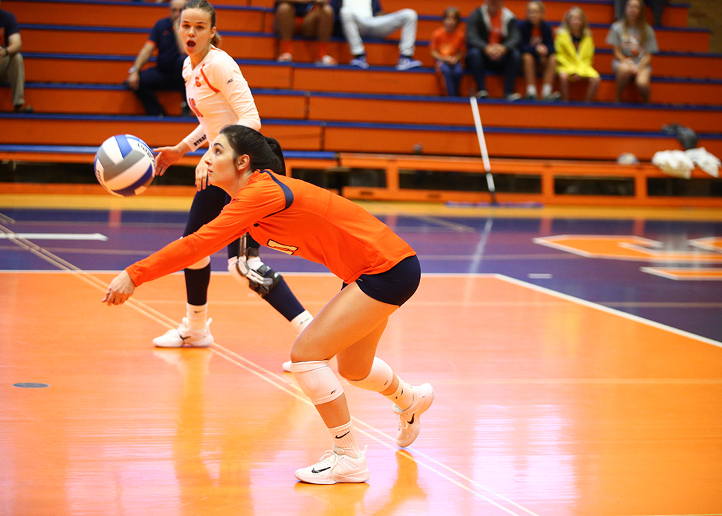 SU vs Siena in the Syracuse Tournament (Photos by Michael J. Okoniewski-SU Athletic Communications)