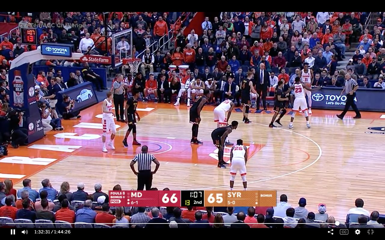 Too many turnovers catch up to Maryland in frustrating loss to Syracuse