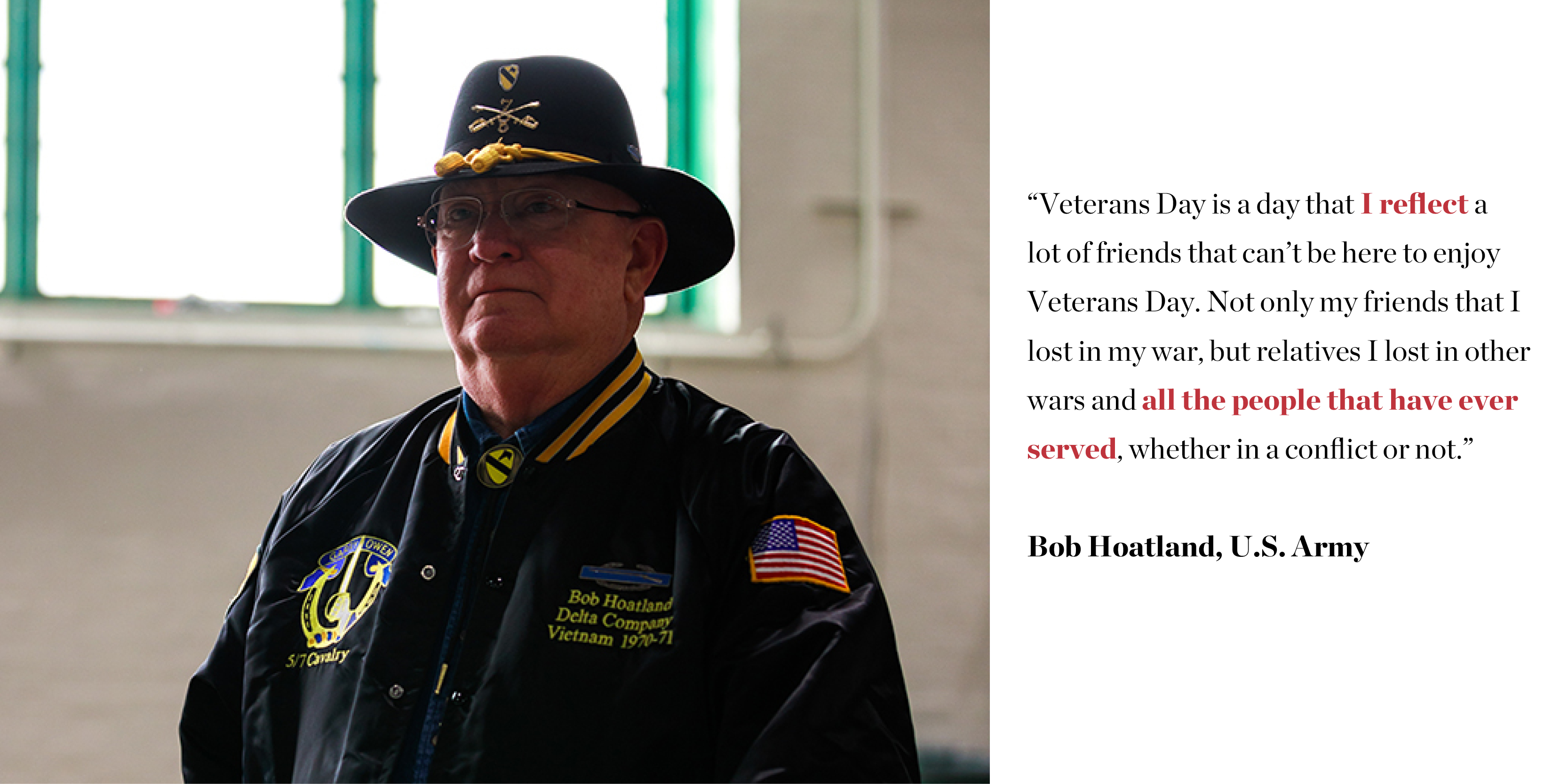 in their own words us military members describe significance of