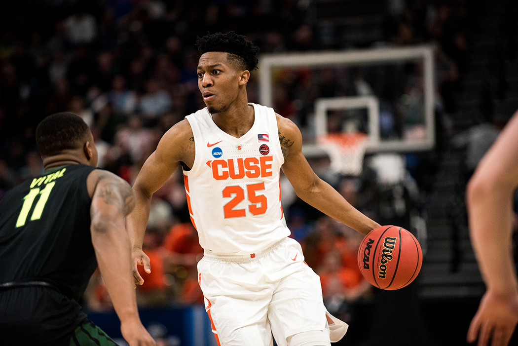 Syracuse season ends in 78-69 NCAA Tournament defeat to Baylor