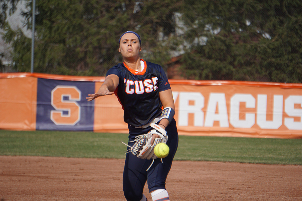 Syracuse rebounds with 14-0 win against Binghamton