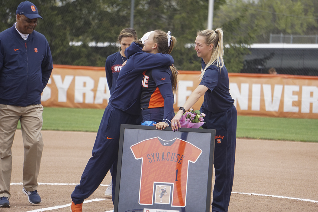 36954a4509b6 Bryce Holmgren s struggles continue as her SU career nears an end - The  Daily Orange - The Independent Student Newspaper of Syracuse