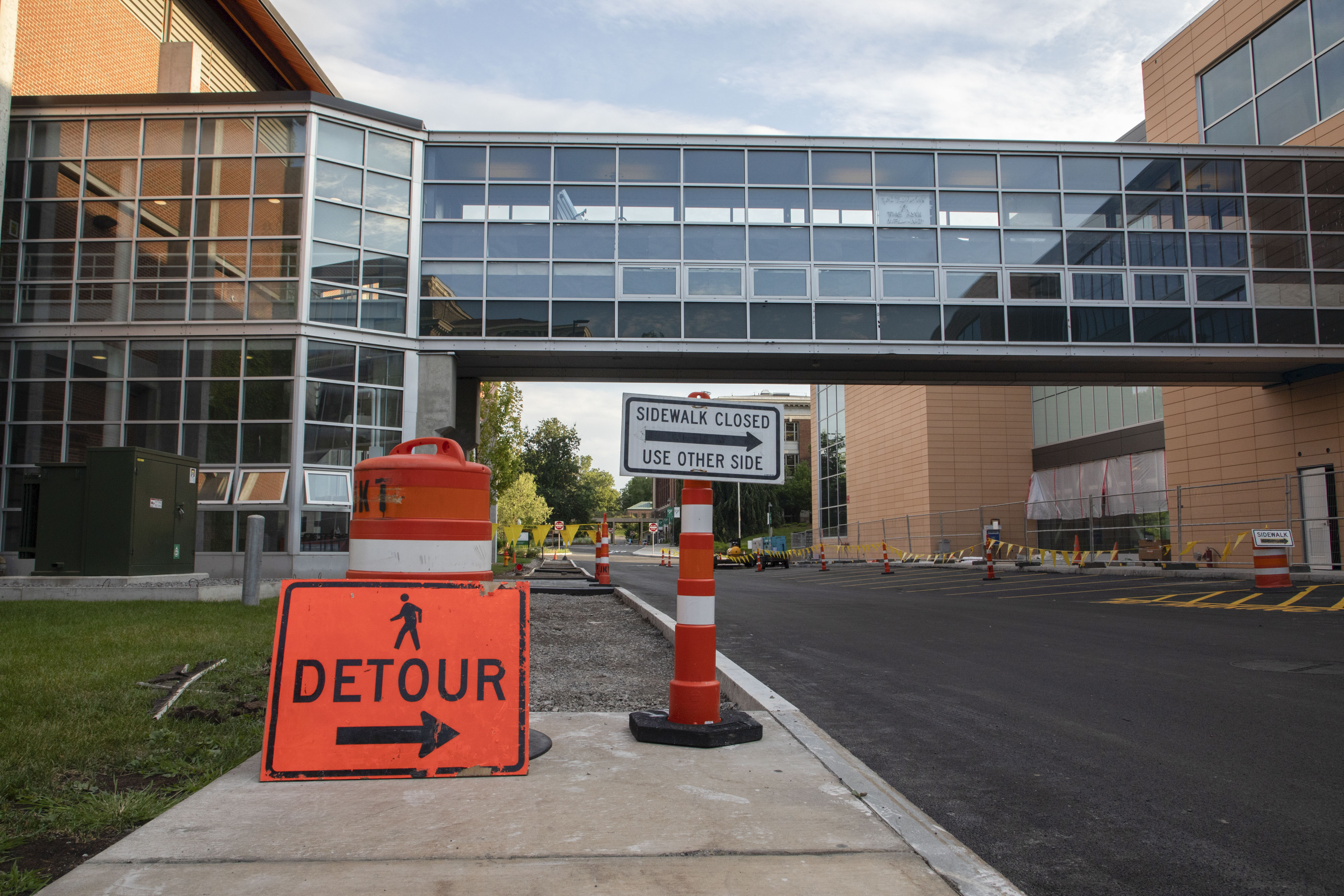 Barnes Center at the Arch to open fall semester