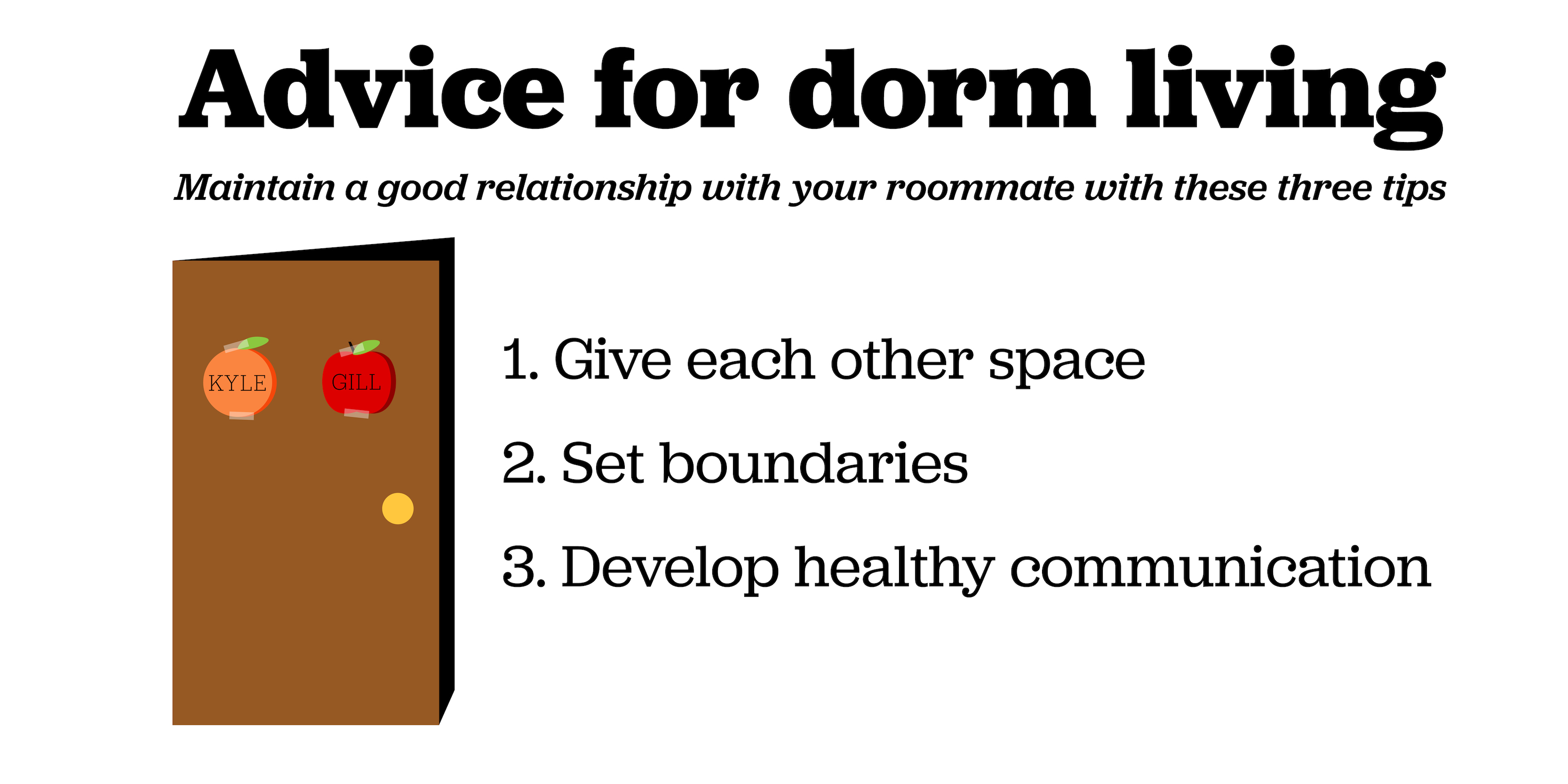 SU RAs share advice for first-year roommates