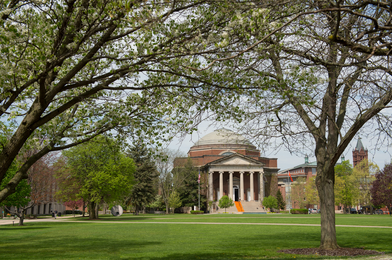 Commencement 2020 will be held on Quad, chancellor implies - The Daily Orange - The Independent Student Newspaper of Syracuse, New York