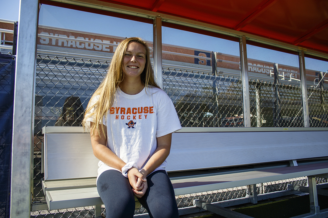 How a senior-year club switch allowed SJ Quigley became a 'complete' field hockey player - The Daily Orange - The Independent Student Newspaper of Syracuse, New York
