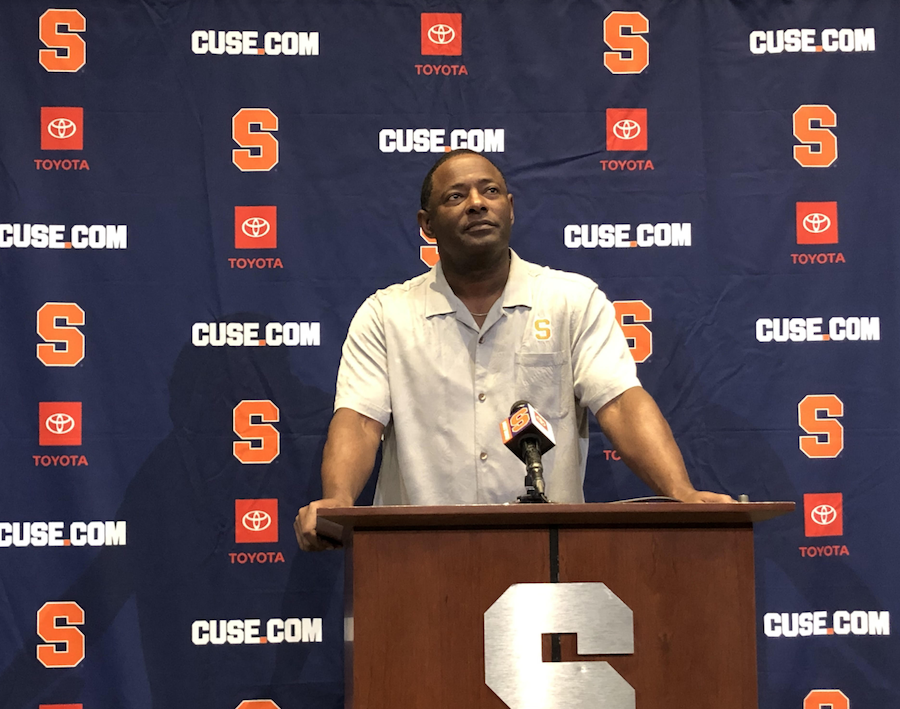 'This is what we are': Babers doesn't shy away from Syracuse's poor start - The Daily Orange - The Independent Student Newspaper of Syracuse, New York