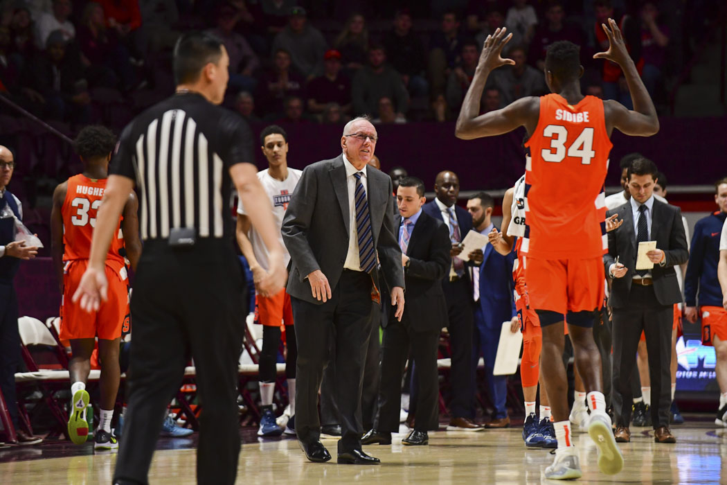 3 takeaways from Syracuse's 71-69 win at Virginia Tech