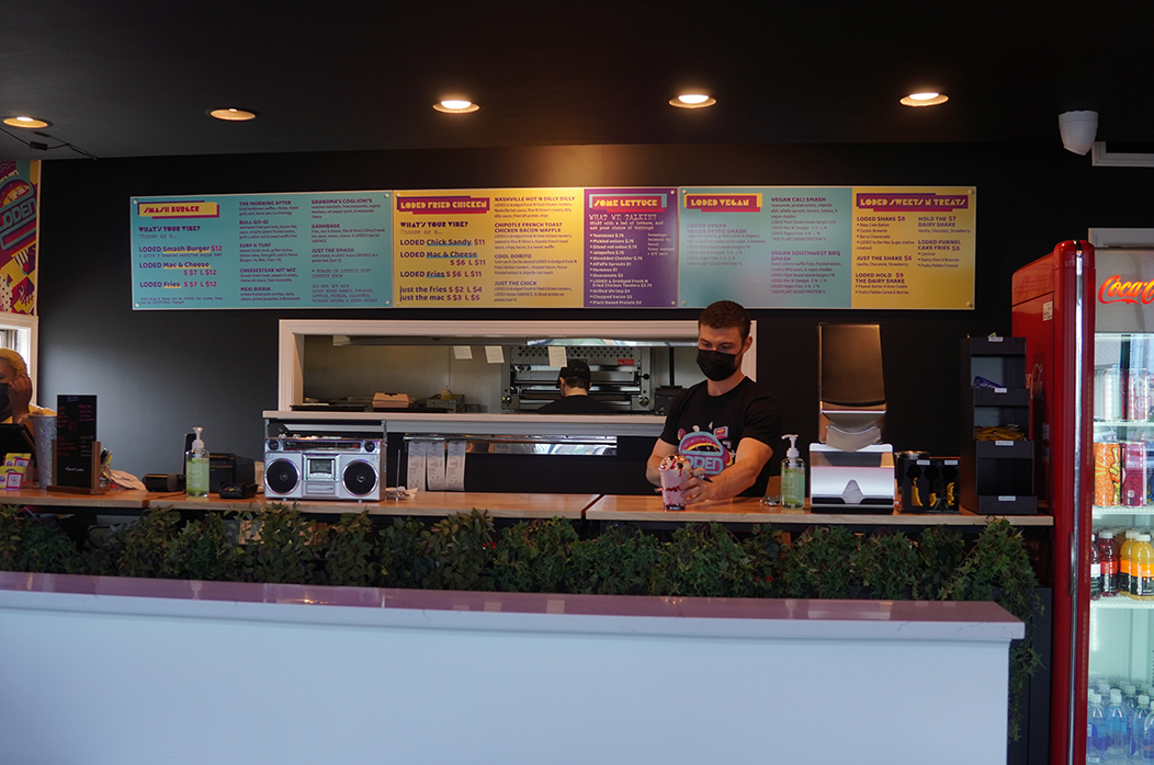 Rise N Shine owner opens new '90s themed restaurant Loded