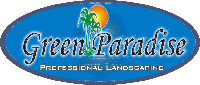 Website for Green Paradise Professional Landscape